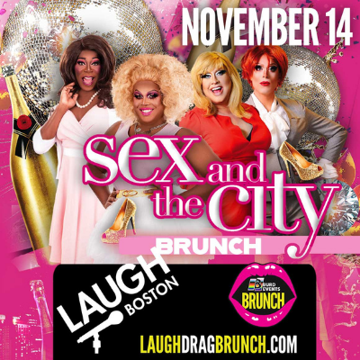Drag Diva Brunch – Sex and the City