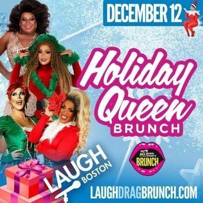 Drag Diva Brunch – Holiday Queens